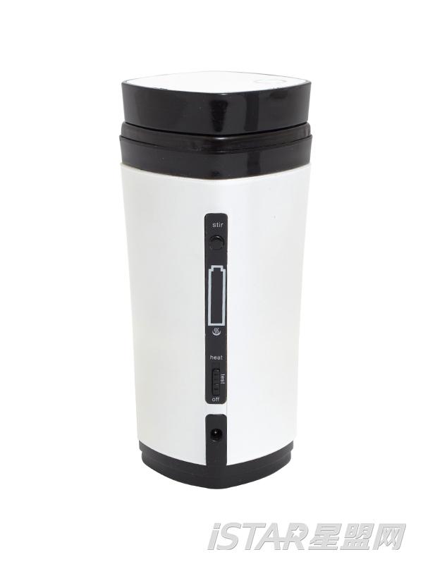 充电保温咖啡搅拌杯