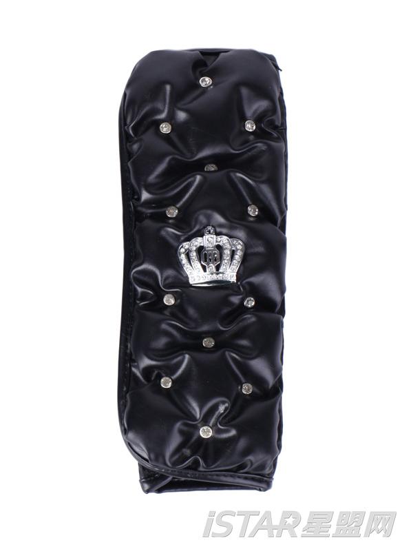 镶钻带皇冠车用安全护肩套