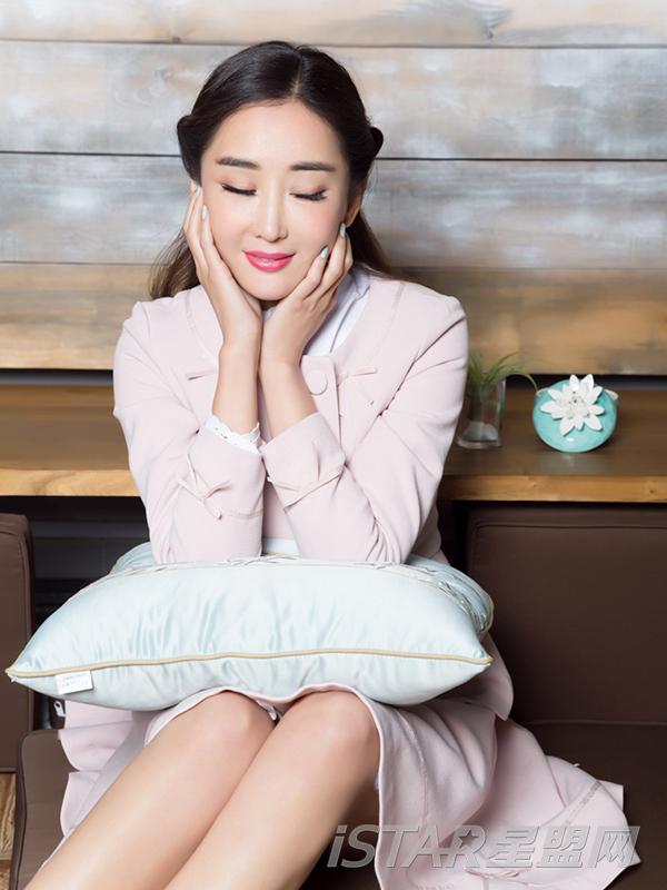 美式田园风蓝色绣花沙发抱枕