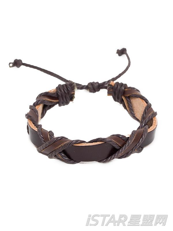 高档编织手链