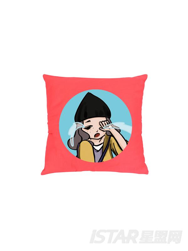 宅女侦探桂香周边卡通抱枕