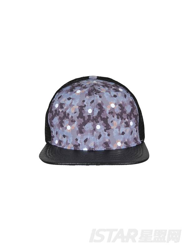 星空闪烁棒球帽