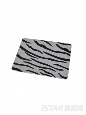 潮流豹纹/斑马纹图案防滑垫