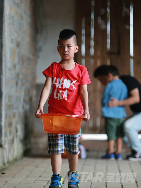 胡军亲子装定制儿童纯棉T恤