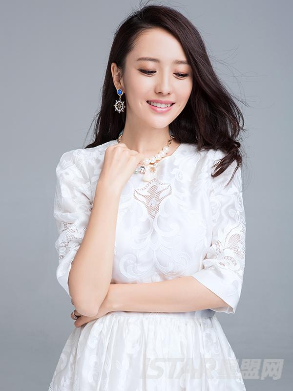 清新嫩色系珍珠项链