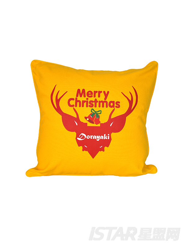 圣诞DORAYAKI定制款抱枕