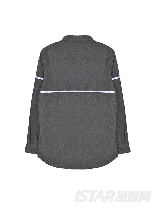 NY-Ation粉丝服衬衫