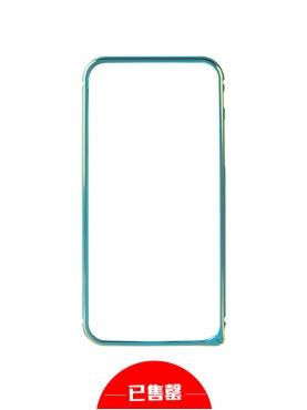 拼色金属手机边框保护壳