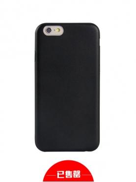 经典黑色超薄手机皮套