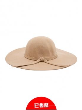 复古赫本风情礼帽