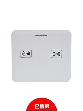 无线双充电板