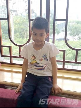 Mr Hu 儿童小猴子可爱舒适宽松短袖T恤