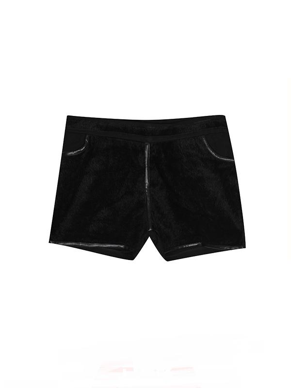 简约休闲短裤