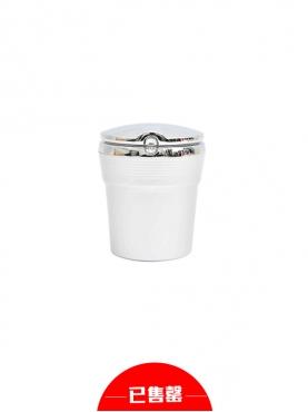 高科技银色合金烟灰缸