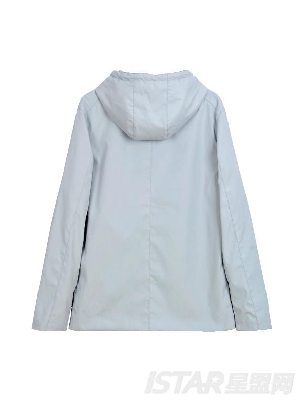 分割线设计夹克外套