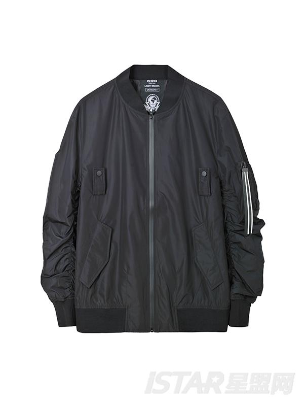 Dorayaki品牌多口袋潮款外套