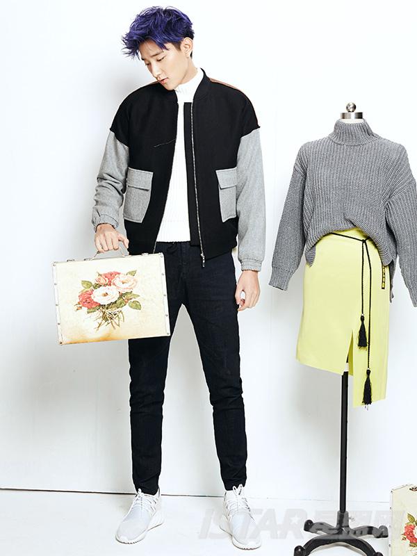 Dorayaki品牌秋冬收脚休闲裤