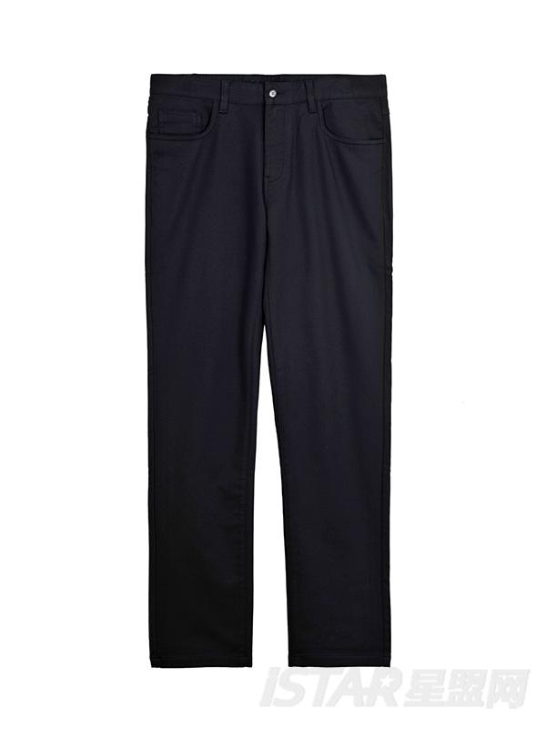 Dorayaki品牌简约休闲裤