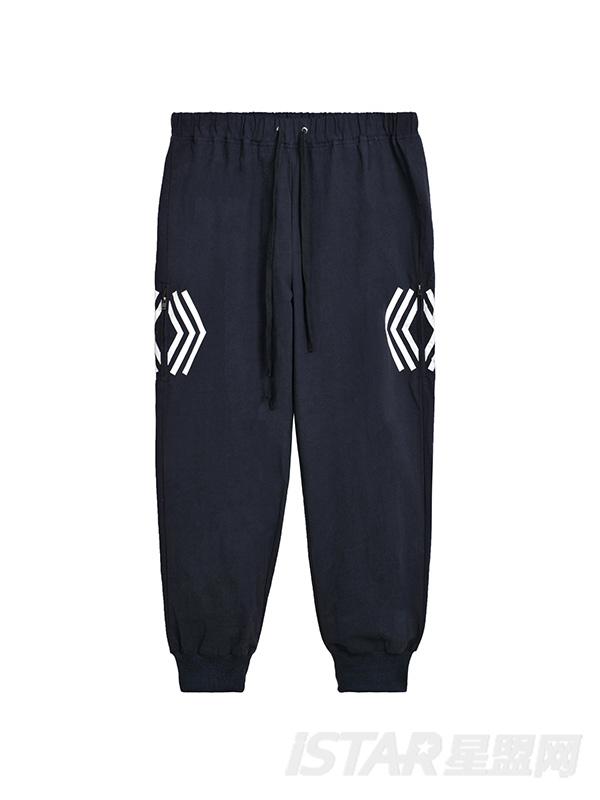 FREEBOW品牌简约运动裤