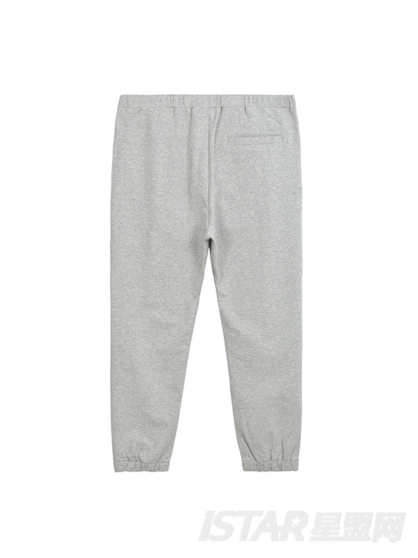 FREEBOW品牌字母收脚休闲裤