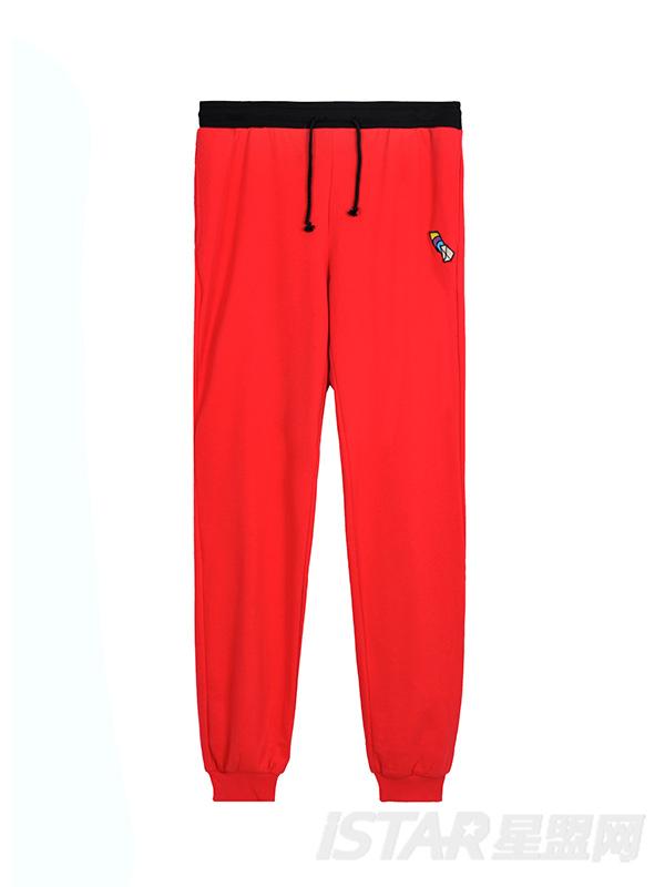 MR.HU品牌保暖休闲亲子装套装3件套(成人款)