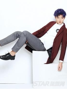 Dorayaki品牌商务修身舒适西裤