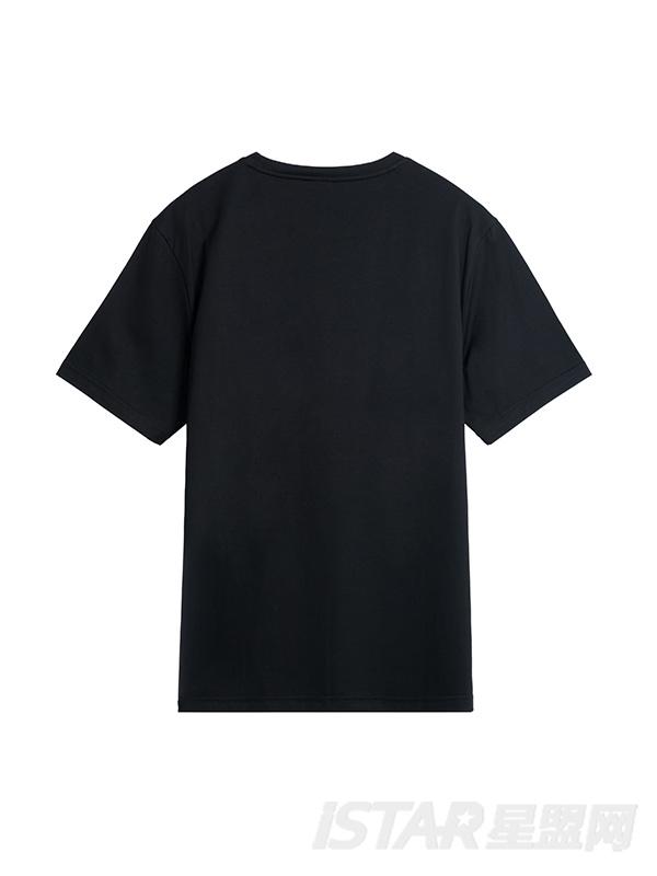 灯泡印花T恤