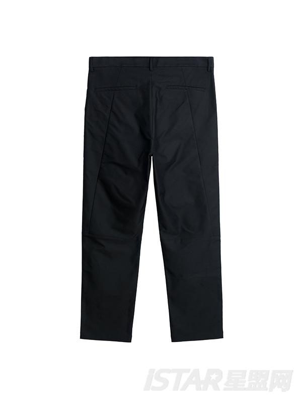 字母口袋设计休闲裤