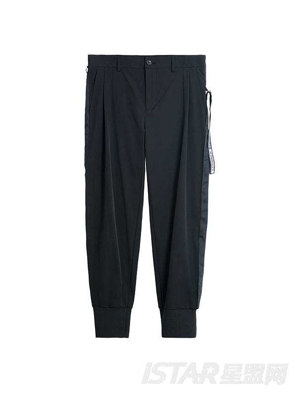简约运动休闲裤