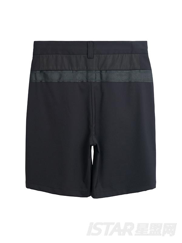 简约宽松休闲短裤