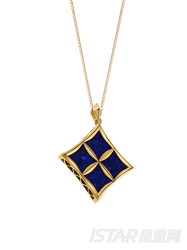 SU-STYLE品牌幸运星系列珠宝项链