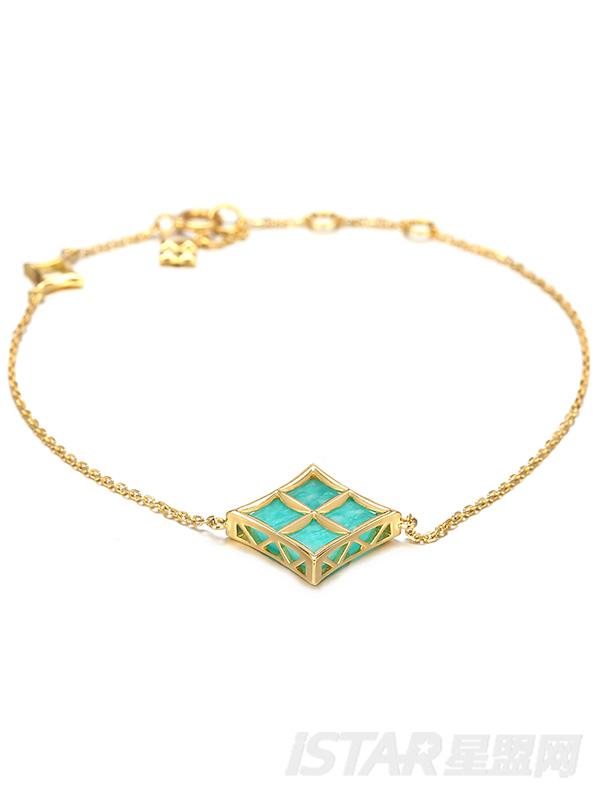 SU-STYLE品牌幸运星系列珠宝手链
