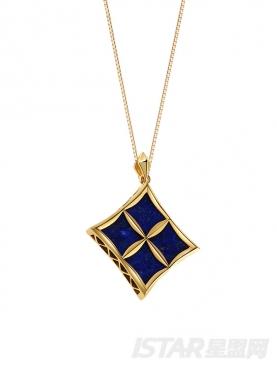 Su Style品牌幸运星系列珠宝项链