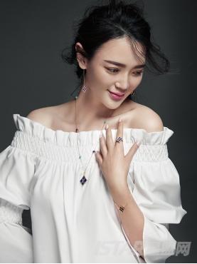 Su Style品牌幸运星系列珠宝耳饰