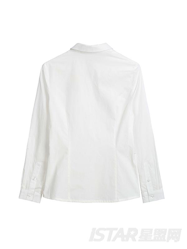 情侣款女衬衫