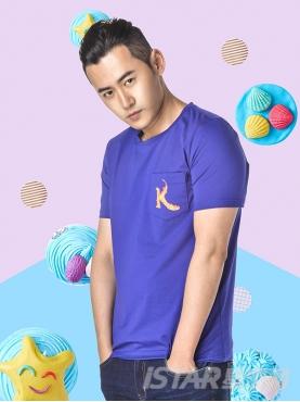 定制款K哥字恋个性品牌字母印花纯棉T恤