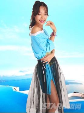 复古印花腰部绑带网纱两件套气质显瘦连衣裙