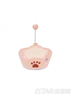 可爱米色猫爪形猫爪板