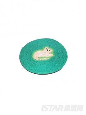 动物图案圆形猫爪板