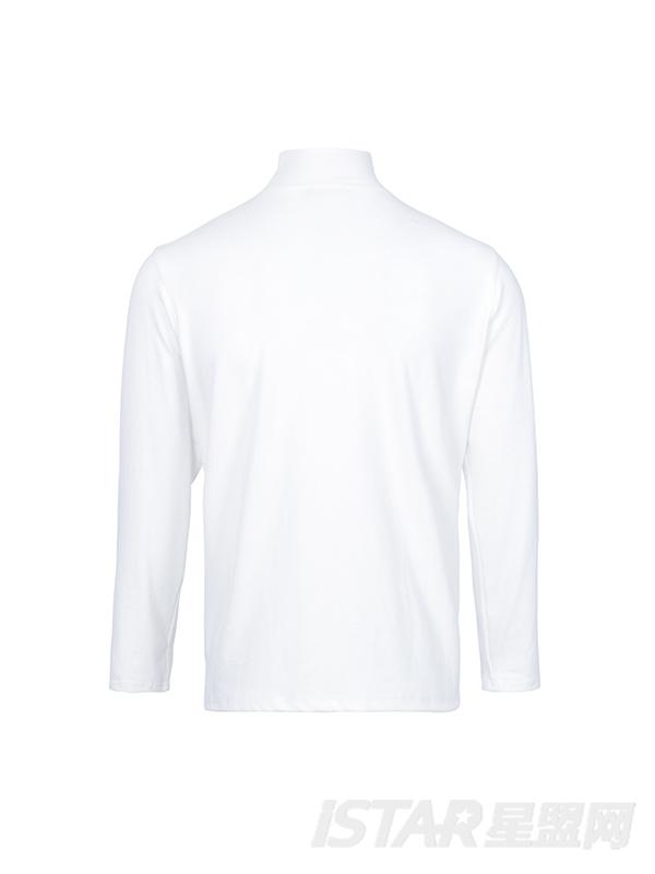 韩版宽松高领长袖针织打底衫