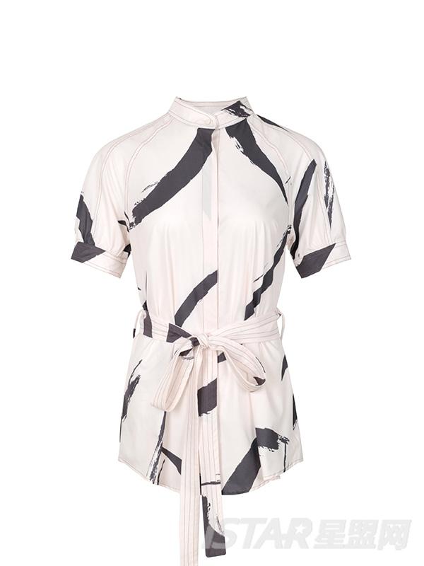 时髦两件套春夏收腰小心机洋气短裤套装
