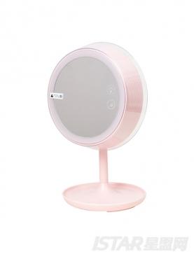 克拉拉可充电便携式化妆镜台灯