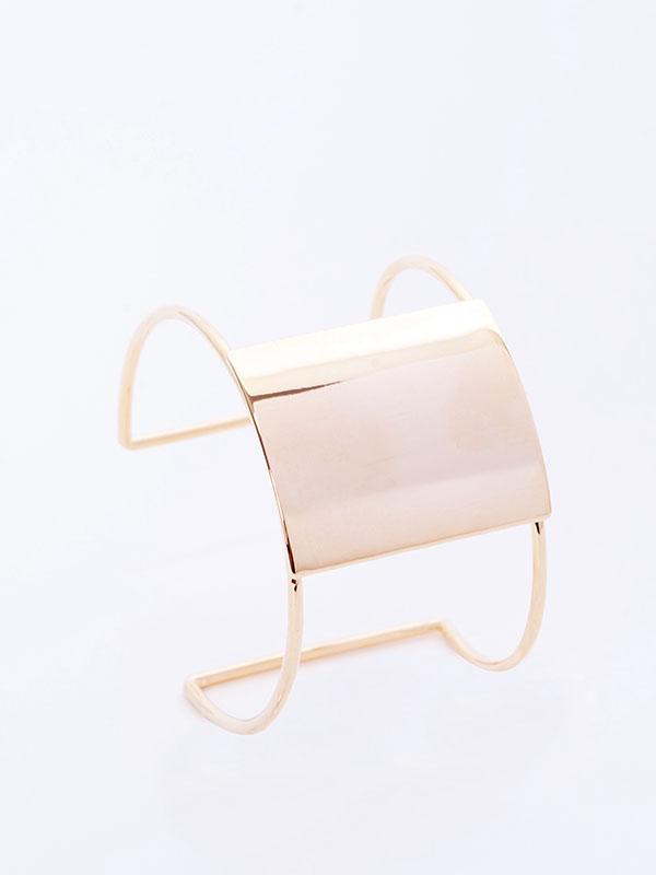金色大手环