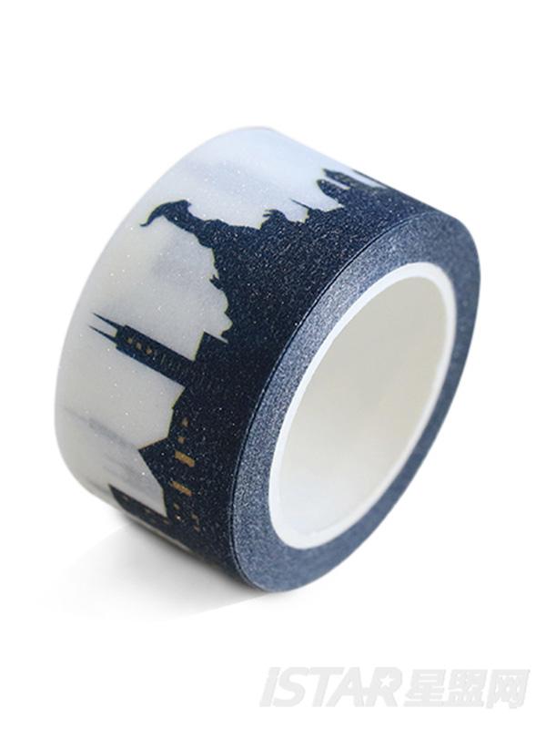 城市系列和纸胶带