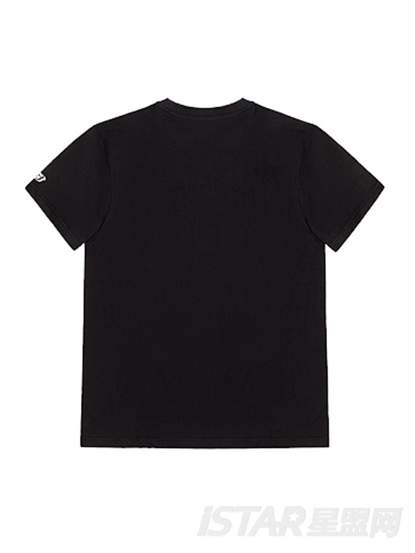 豹子印花休闲针织儿童短袖T恤衫