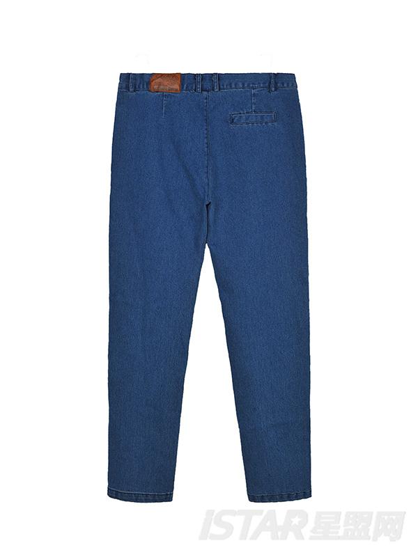 修身牛仔裤
