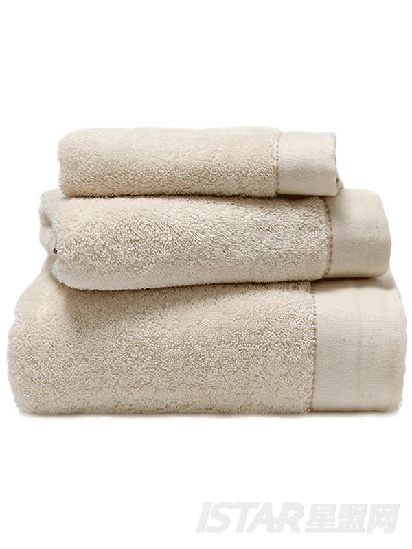 沐心浴巾三件套