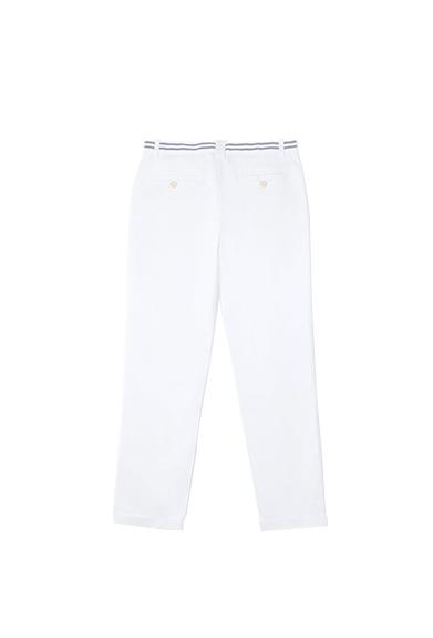 韩版修身9分小脚裤