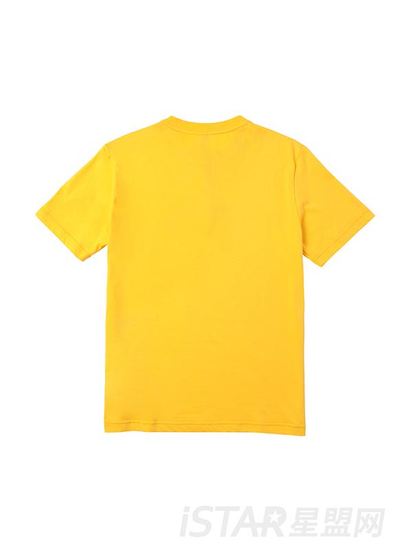 个性图案印花T恤